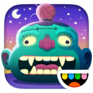 Toca Mystery House - Education app
