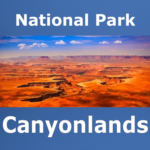 Canyonlands National Park GPS