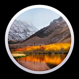 Ícone do app macOS High Sierra