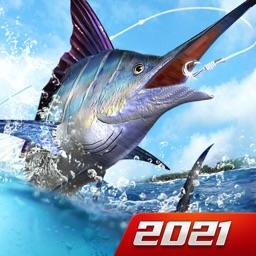 钓鱼达人-钓大鱼吃小鱼游戏