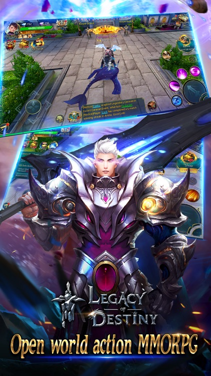 Legacy of Destiny - New MMORPG screenshot-0