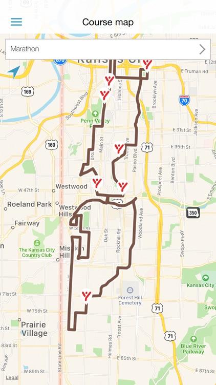 Kansas City Marathon screenshot-4