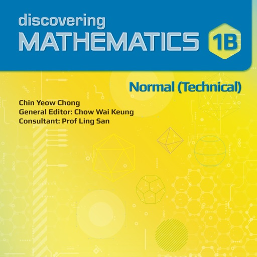 Discovering Maths 1B (NT)