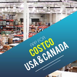 App for Costco USA & Canada app
