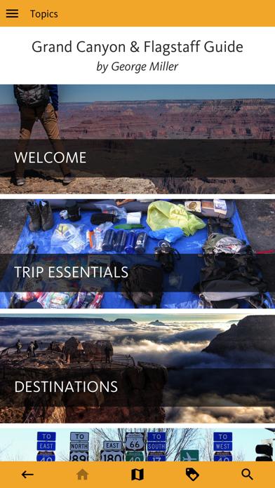 Grand Canyon & Flagstaff Guide screenshot 1