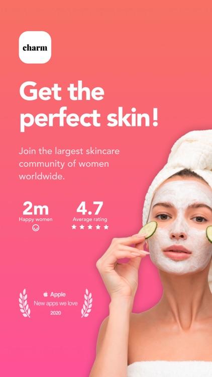 Charm: Skincare Routine 360°