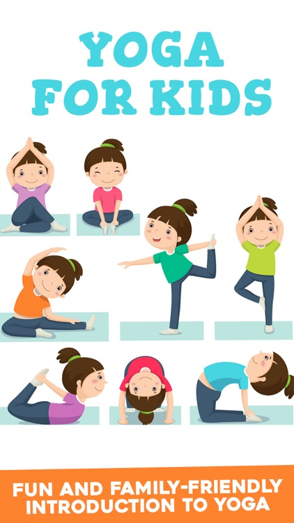 Yoga For Kids Daily Fitness