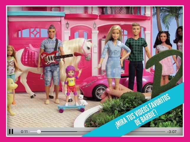 Barbie Life En App Store