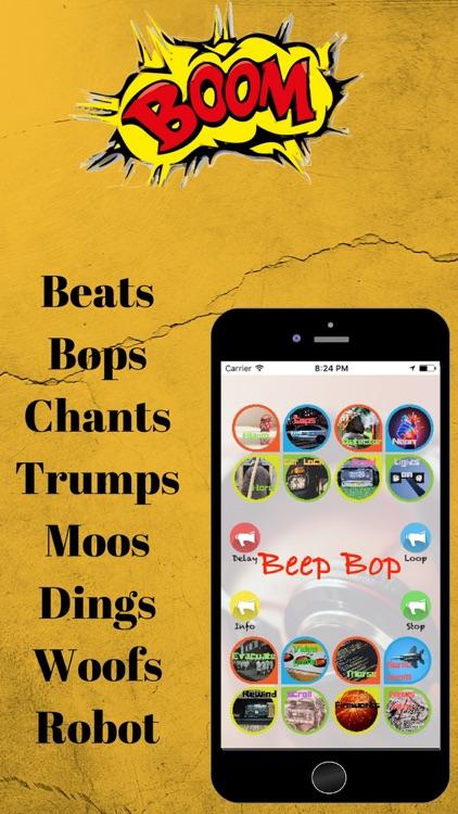 Boom Box:Super Sound Efx Games screenshot-3