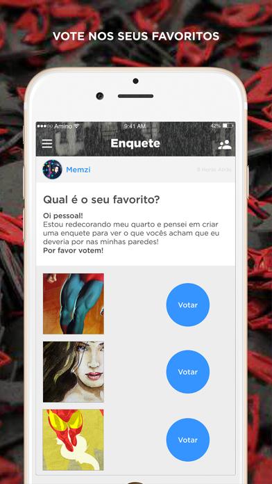 Comics Amino em Português-4