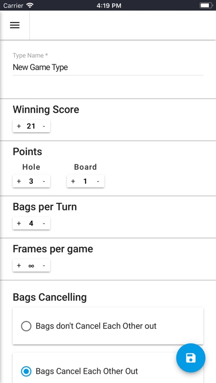Cornhole Score Tracker screenshot-3