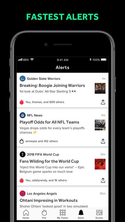 Bleacher Report: Sports News screenshot-3