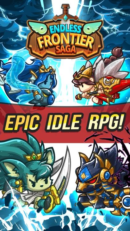 Endless Frontier Saga 2 - RPG screenshot-0