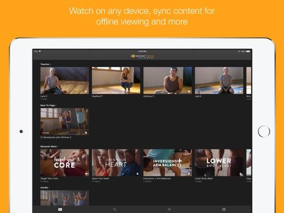 CorePower Yoga On Demand screenshot 7