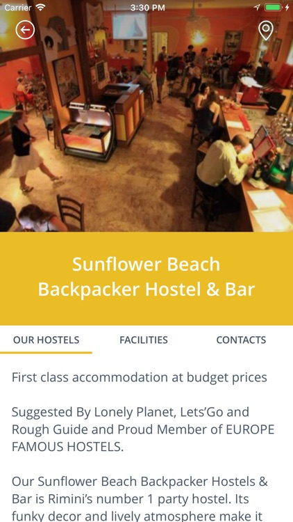 Sunflower Backpacker Hostels