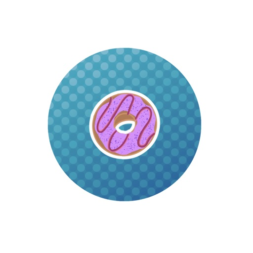 Donuts Stickers