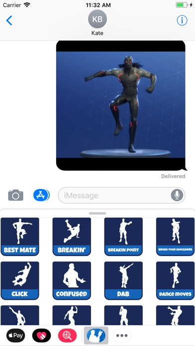 Dance Emotes App For Fortnite Screenshot 4