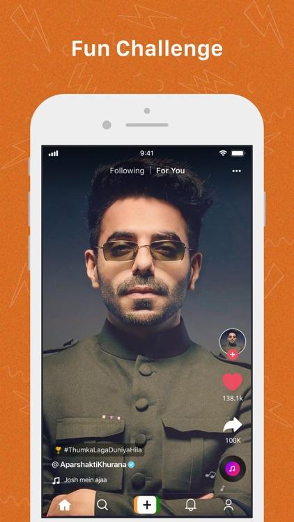 Josh: India's Short Video App