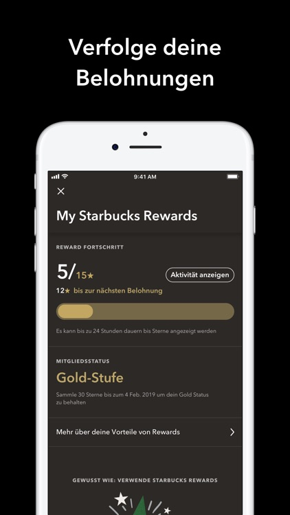 Starbucks Deutschland screenshot-2