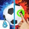 ابطال الملاعب اختبار كرة القدم