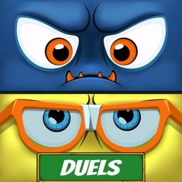 Duel Math Games 1st -4th Grade