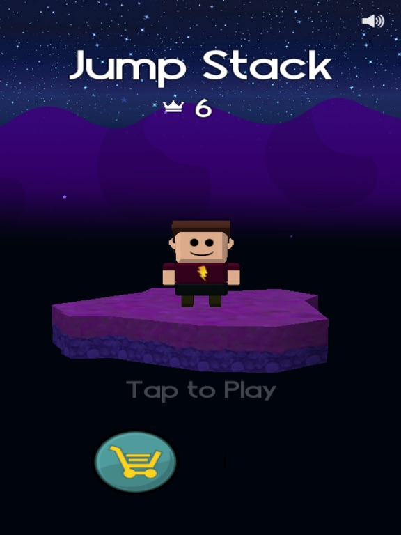 Jump Up Stack на iPad