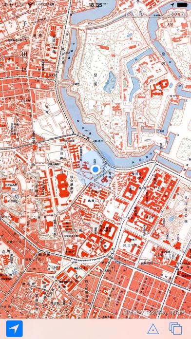 東京時層地図 ScreenShot2