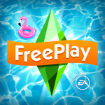 Les Sims™  FreePlay на пк