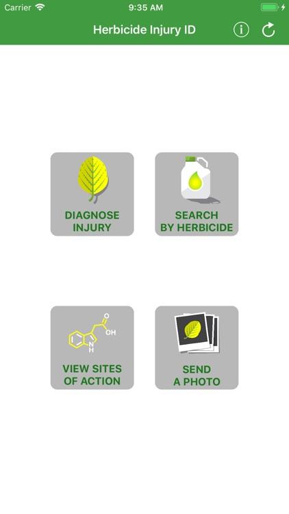 Herbicide Injury ID