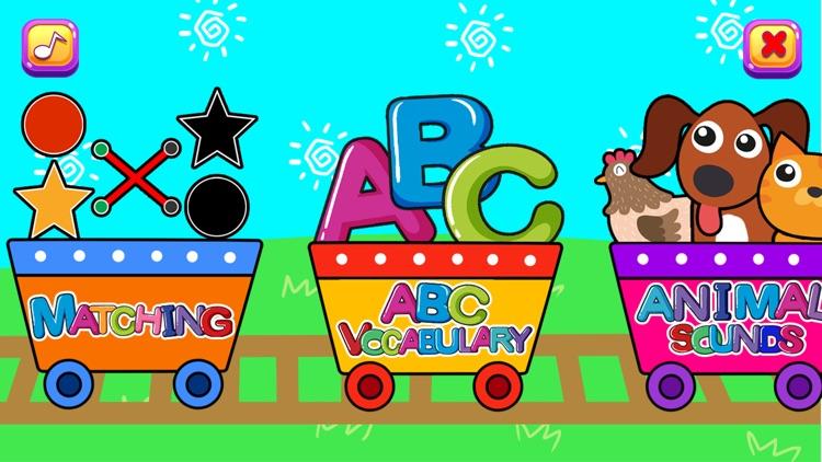 Preschool Learning Games.