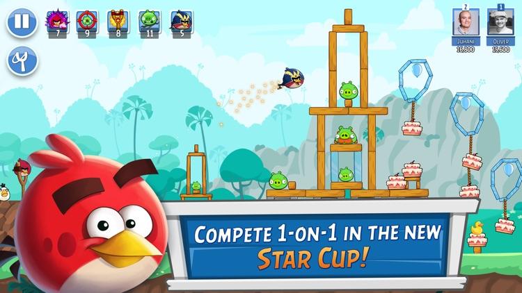 Angry Birds Friends screenshot-0