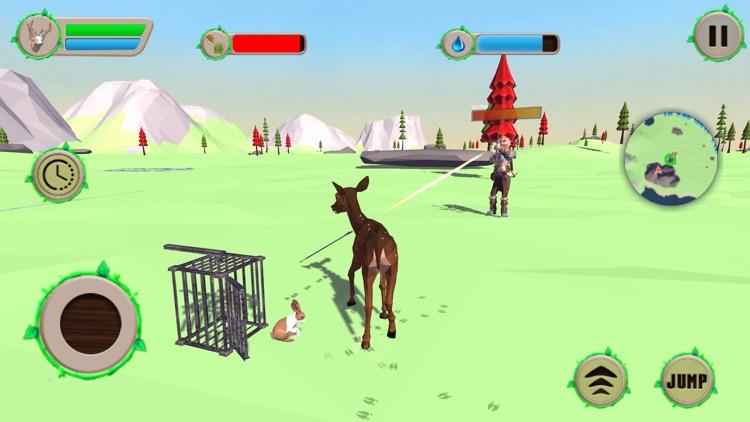 Deer Simulator Forest Survival
