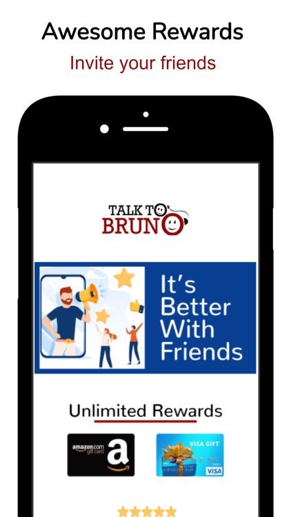 Talk To Bruno: Book Local Pros screenshot-4