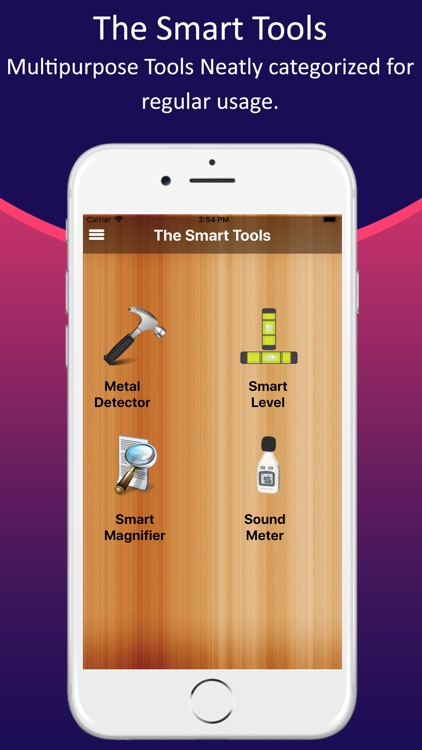 The Smart Tools