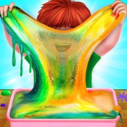 Big Gallon Slime Play