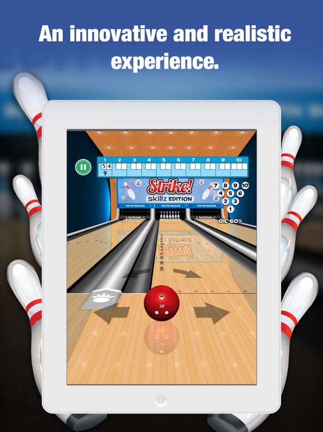 strike real money bowling review