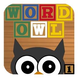 Word Owls WordSearch 1st Grade