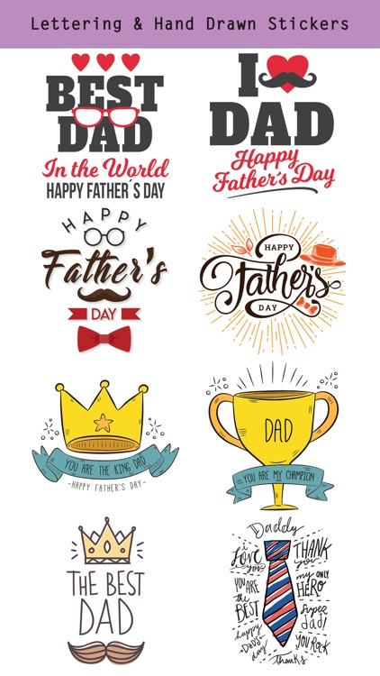 All about Happy Father's Day screenshot-3