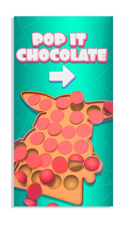 Pop It Chocolate Pops! Poppops
