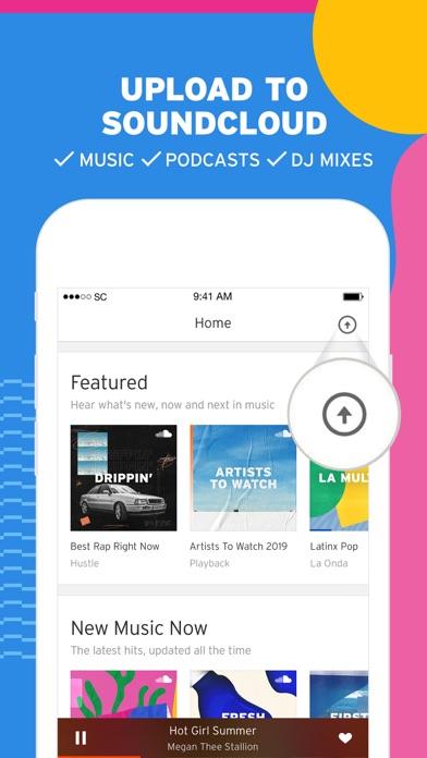 SoundCloud: 音楽&オーディオのおすすめ画像1