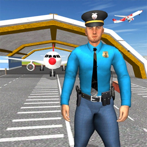Airport Security Police Sim 3D