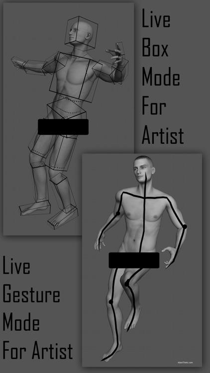 Pose Tool 3D screenshot-4