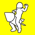 Pop Emote Animated Stickers