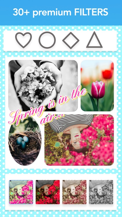 Photo Collage Pic Layout Maker screenshot-1