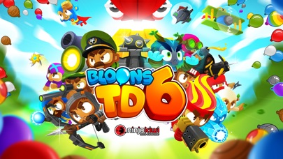 Screenshot for Bloons TD 6 in Czech Republic App Store