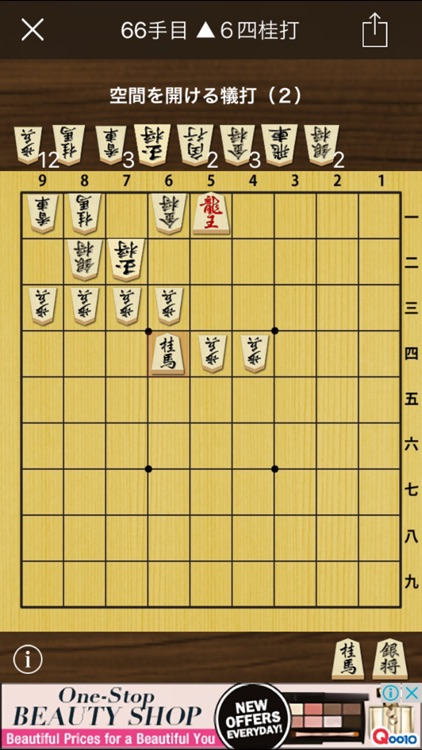 Technique of Japanese Chess