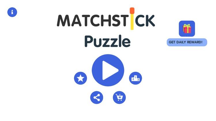 Matchstick Puzzle Classic screenshot-0