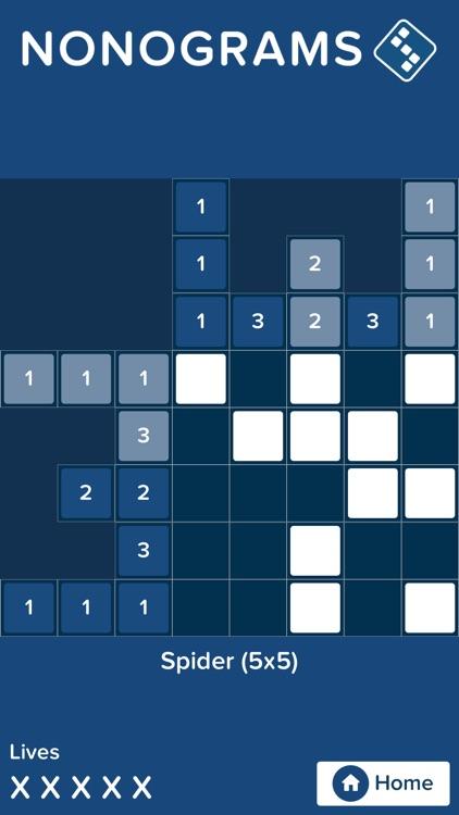 Nonograms : Picross Game screenshot-4
