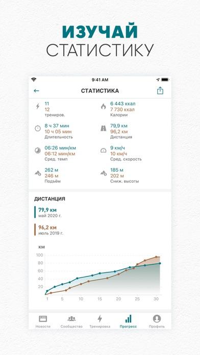 Скриншот №6 к adidas Running от Runtastic