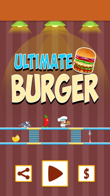 Ultimate Burger screenshot-0
